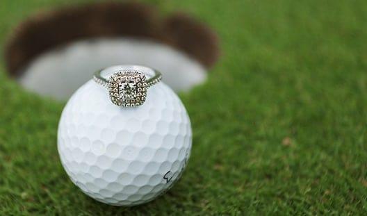 Engagement Ring in Elmhurst, Illinois