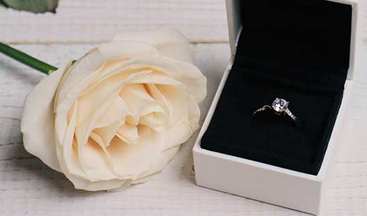 Engagement Rings in Wheaton, Illinois